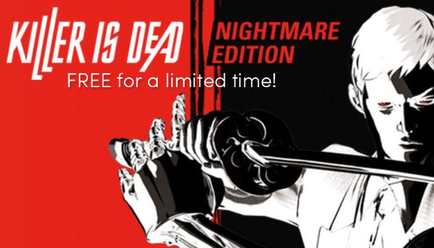 Killer is Dead - Nightmare Edition (STEAM) za darmo