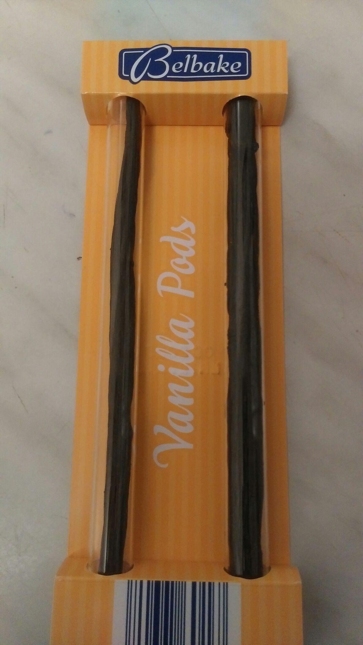 2 x laski wanilii w Lidlu
