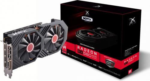 XFX Radeon RX 580 GTS BLACK OC+, 8GB