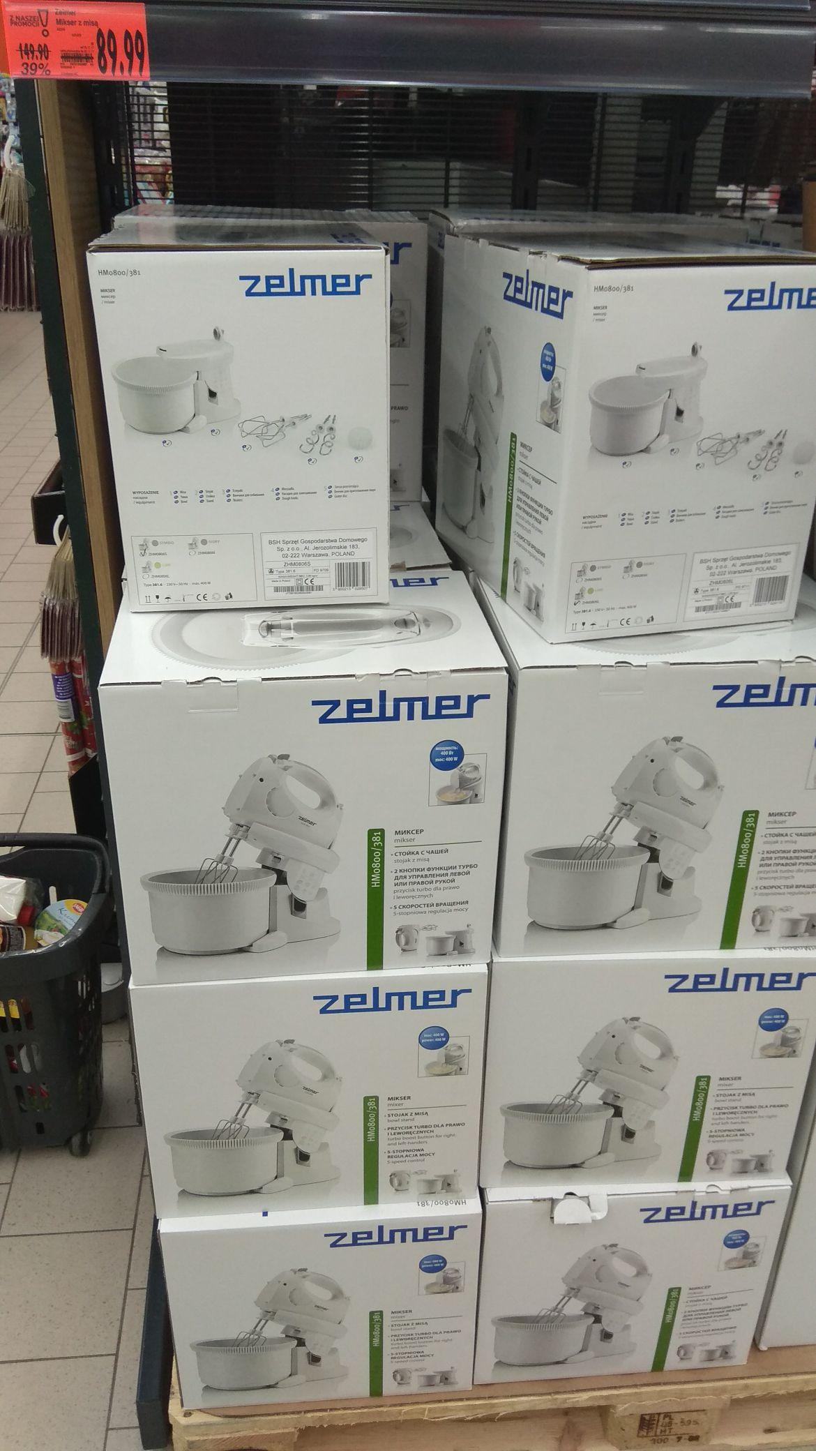 Zelmer Misikser z misą 381.6 HM0800/381 KAUFLAND