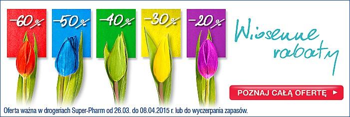 -50% na wybrane produkty @ Superpharm