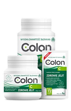 """Colon C promocja  """"Gwarancja satysfakcji lub zwrot pieniędzy (32 zł cashback)"""
