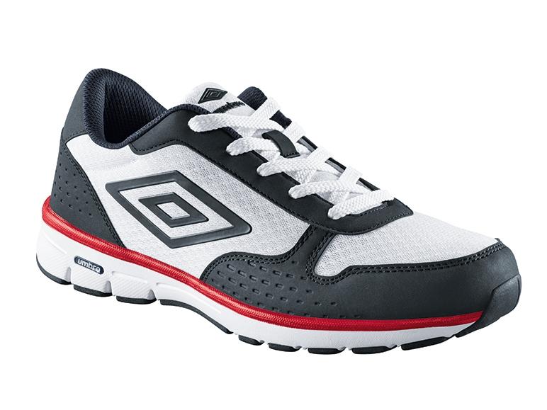 Sportowe buty męskie UMBRO - 79zł, RALPH LAUREN - 222zł @ Lidl