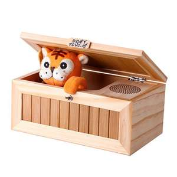 Bezużyteczne pudełko Upgrade Useless Box with Sound $23,79