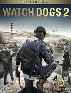 WATCH DOGS 2 - GOLD EDITION na PC