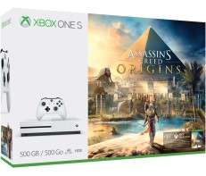 Xbox One S – Assassin's Creed Origins Bundles + jedna gra do wyboru