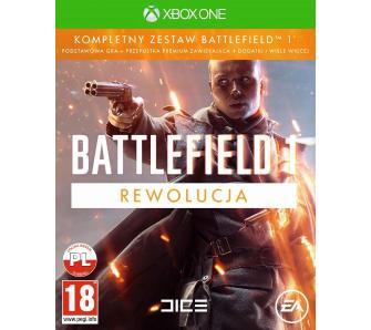 Battlefield 1 Rewolucja (wydanie ze wszystkimi dodatkami) [PC, PS4 i XOne] z darmową dostawą @ Euro/MM/Saturn