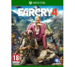 Far Cry 4 Xbox One @ RTV EURO AGD & OleOle.pl