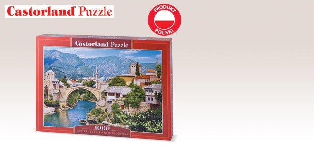 Puzzle 1000 lub 1500 elementów za 14,99zł @ Biedronka