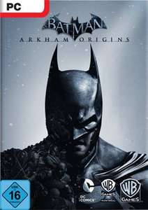 Batman: Arkham Origins [Klucz Steam] @AMAZON