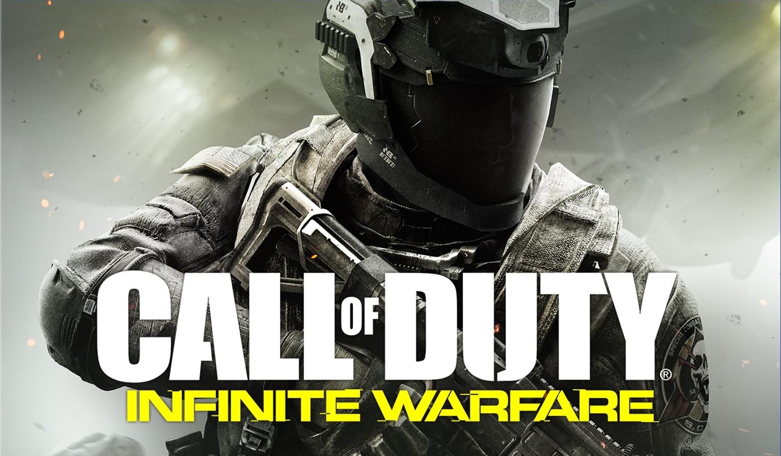 Call of Duty: Infinite Warfare na PS4 za 39 złotych w Mediaexpert