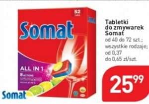 Somat All in one 52 sztuki @Stokrotka