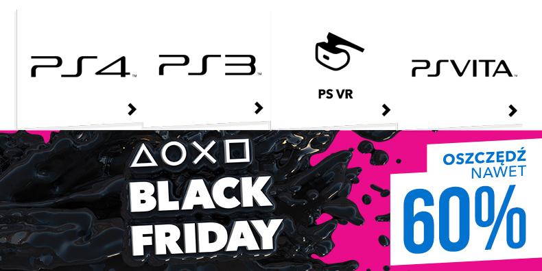 Czarny Piątek w PS Store - wczesny dostęp do promocji