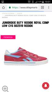 Juniorskie Reebok