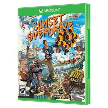 Sunset Overdrive [Xbox One] za 17zł + wysyłka @ Electro