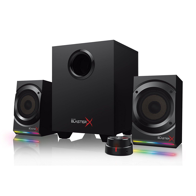 Głośniki komputerowe Creative Sound blaster x kratos S5 @ Amazon