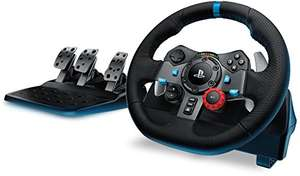 Kierownica Logitech G29 Driving Force [PC, Playstation 3 i 4] za ~895zł @ Amazon