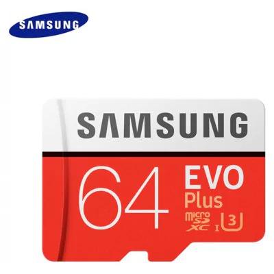 Micro SDXC Samsung 64GB Evo za 18,99$ w gearbest