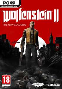 Wolfenstein II: The New Colossus Digital Deluxe Edition za ok. 111 zł