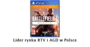 Euro RTV AGD Gry PS4