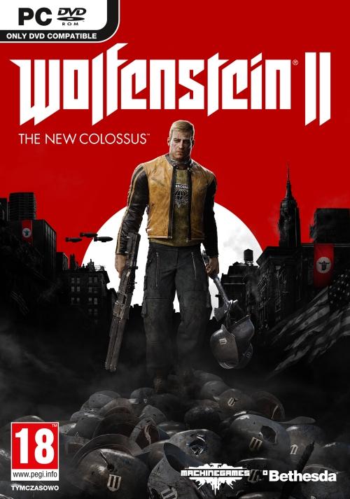 Wolfenstein II: The New Colossus (PC) PL DIGITAL @muve.pl
