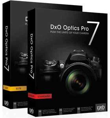 ZA DARMO program do obróbki zdjęć DxO Optics Pro 7 @ DXO.COM