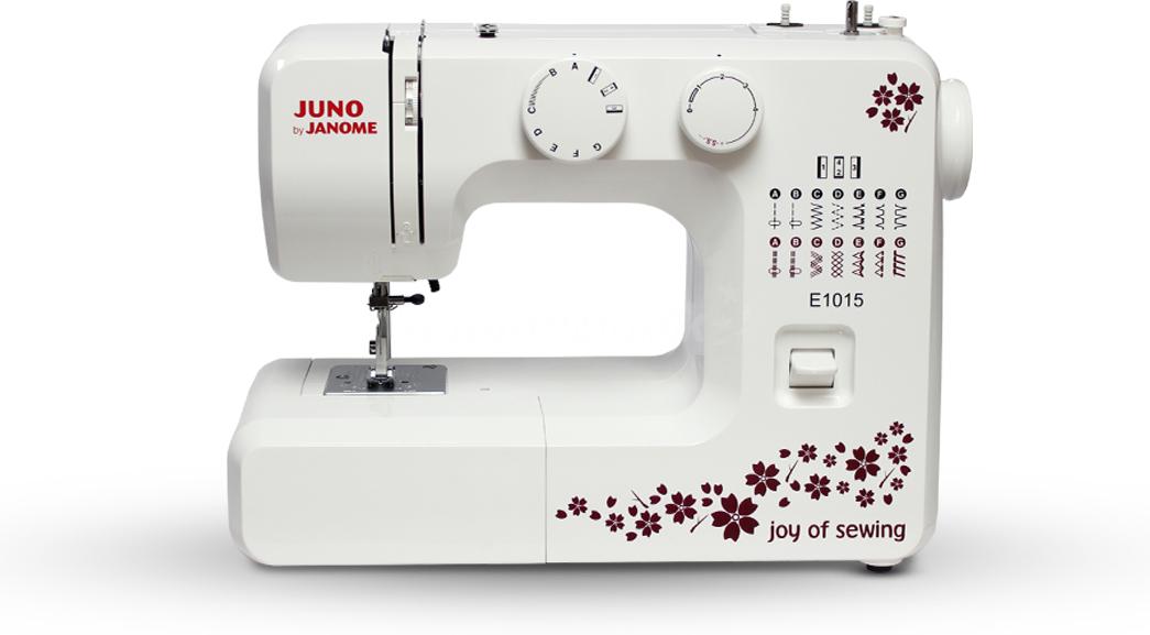 Maszyna do szycia JANOME JUNO E1015 @ Komputronik