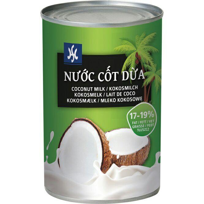 Mleczko kokosowe 400ml - Kaufland