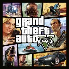 Gra GTA V na PS4 (cyfrowa) na stronie PlayStation Store