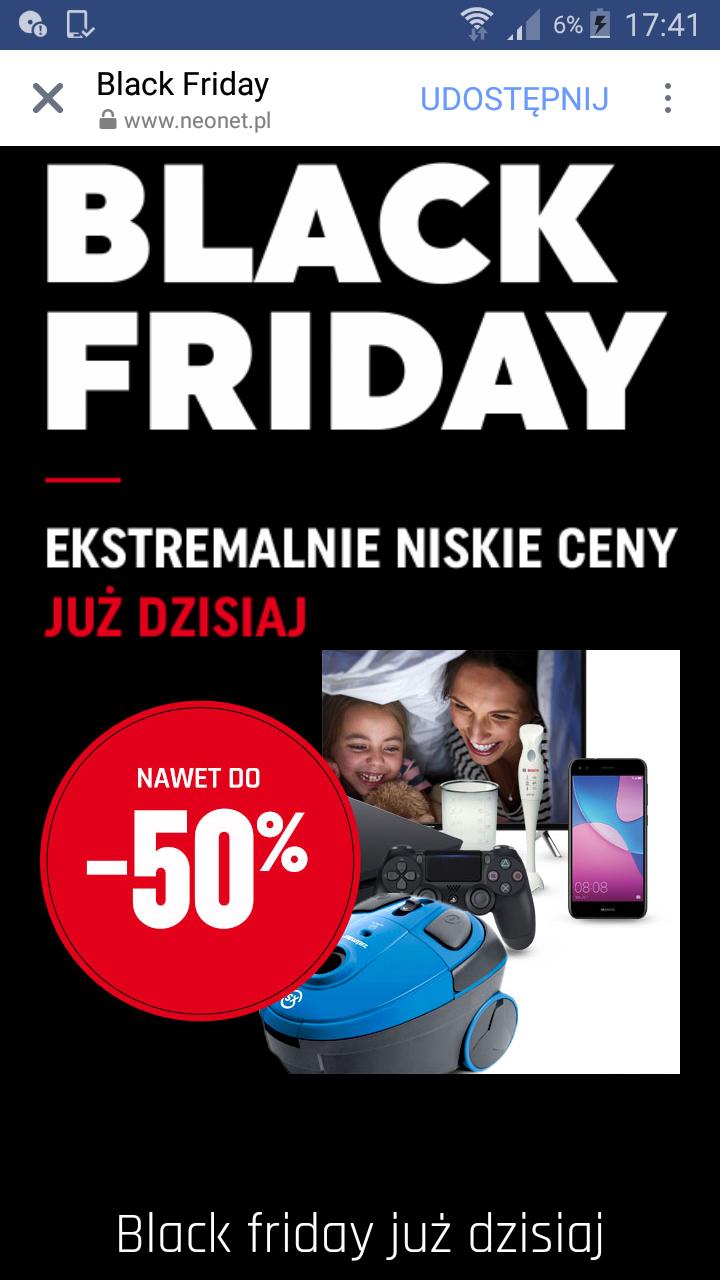 Black Friday w Neonet