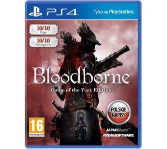 Bloodborne Game Of The Year Edition [ Playstation 4] z darmową dostawą @ OleOle