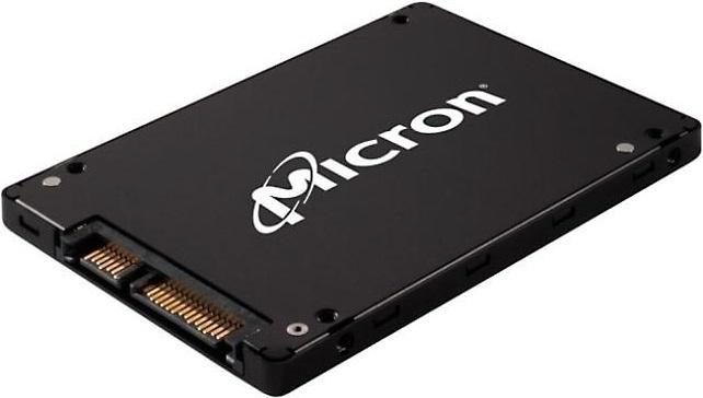 Dysk SSD Crucial Micron 256GB @ Zadowolenie