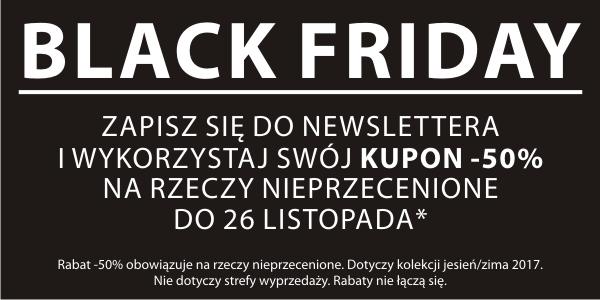 Carry Factory Kraków -50% na wszystko z okazji BF