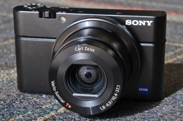 Sony DSC-RX100 + furerał + karta 16 GB