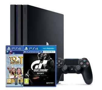 Sony PlayStation 4 Pro 1TB + To Jesteś Ty! + Gran Turismo Sport + Raty 10x0%