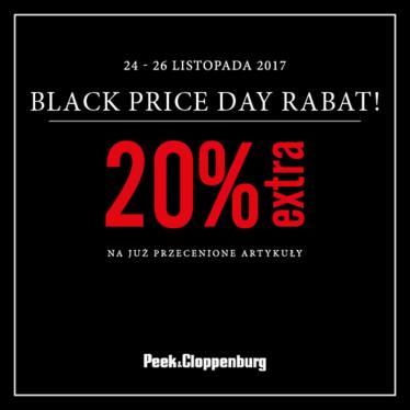 Dodatkowe 20% zniżki na przecenione ubrania @ Peek&Cloppenburg
