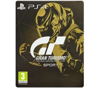 PS4 Gran Turismo Sport - Edycja Specjalna - 159 zł @euro.com.pl