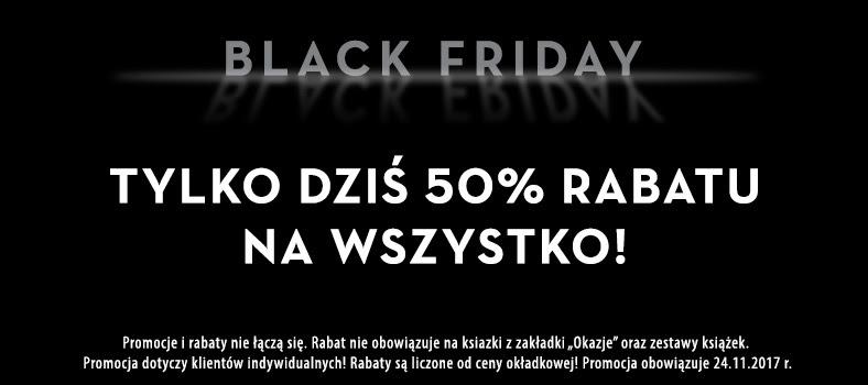 50% rabatu na całą ofertę @ Czarna Owca