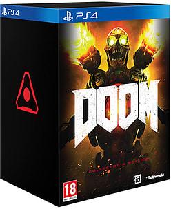 Doom - edycja kolekcjonerska (PS4) za ~85zł @ GAME