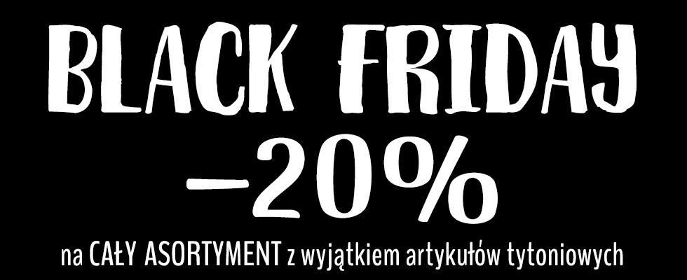 Fajki Wodne, Yerba Mate - 20% cały asortyment na Black Friday