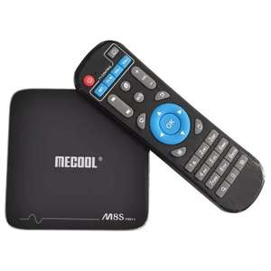 MECOOL M8S Pro+ TV Box Amlogic S905X  2GB RAM + 16GB ROM