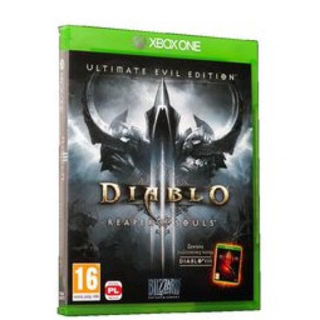 Diablo III / Xbox One / PS4