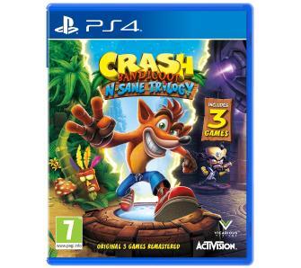 Crash Bandicoot N'sane Trilogy [Playstation 4] za 109zł @ OleOle / Media Markt / Saturn