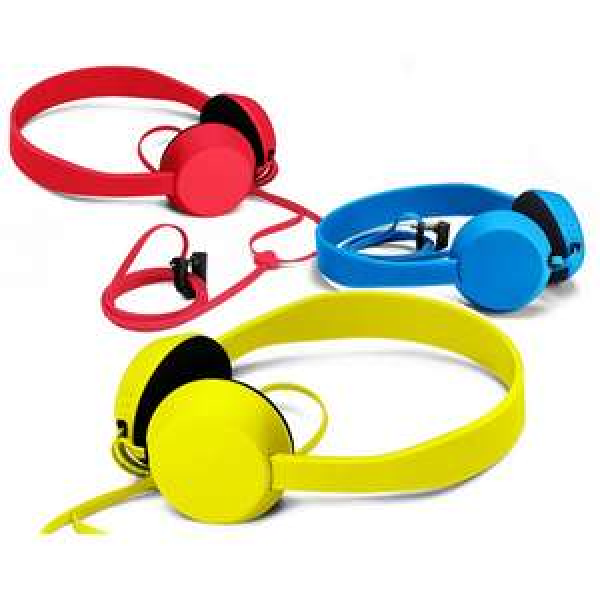 Słuchawki nauszne Nokia Knock (żółte, niebieskie, czerwone) za 49zł @Orange