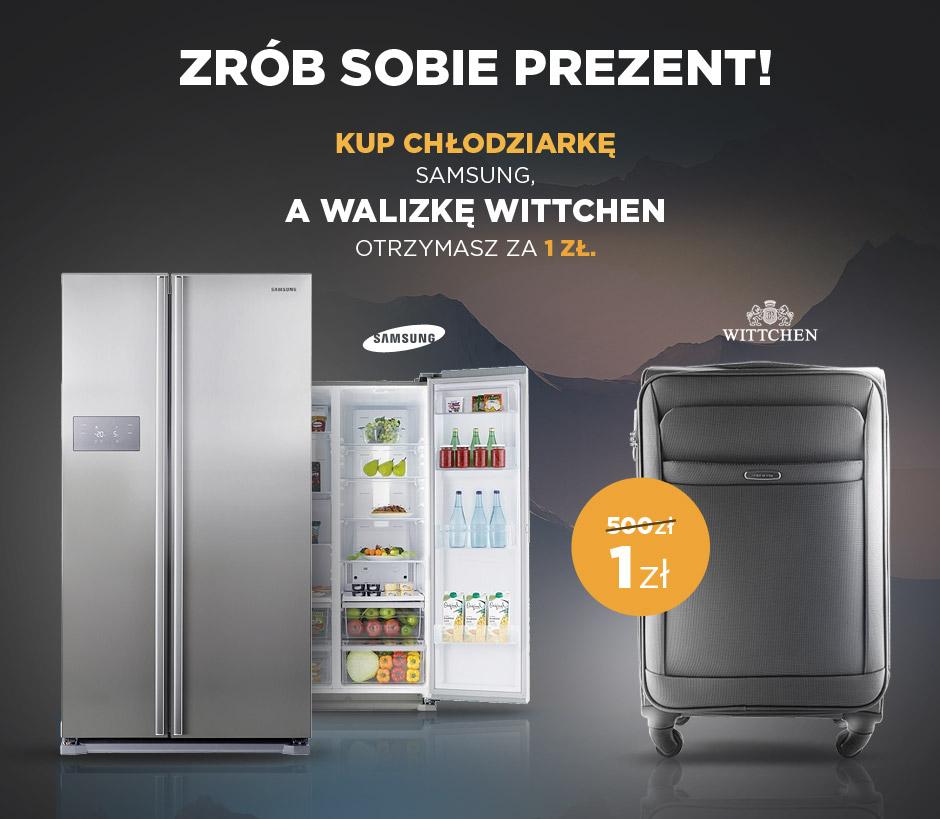 Walizka Wittchen za 1zł przy zakupie chłodziarki @ Neo24.pl