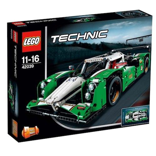 """LEGO Technic 42039 """"Superszybka wyścigówka"""""""