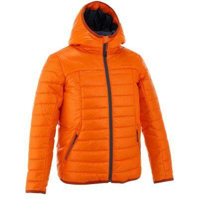 Decathlon, kurtka turystyczna dla dzieci 8-14 lat.