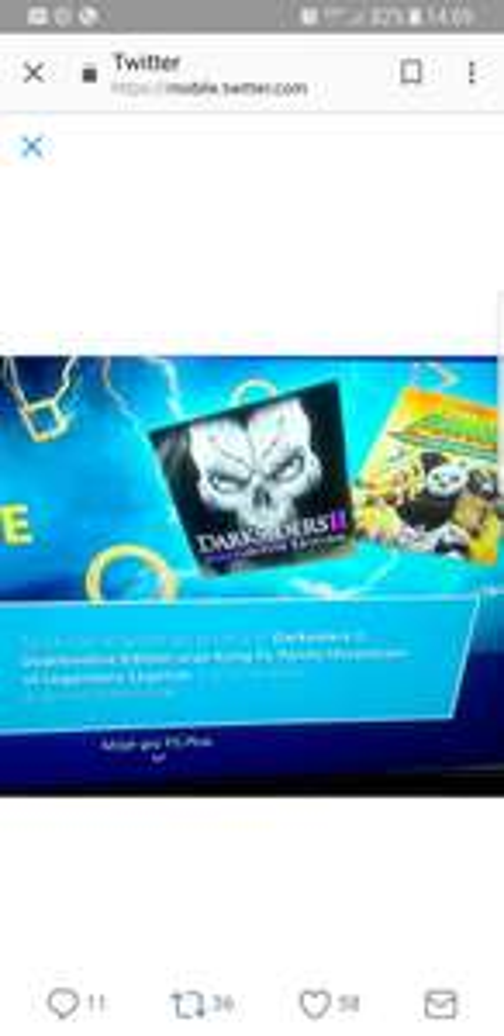 PS+ gry grudzień (min. Darksiders 2) @ Playstation