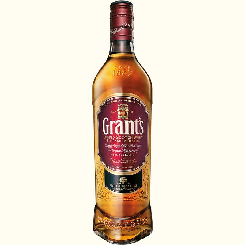 Whisky Grant's 1l za 49,99 w biedronce
