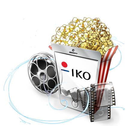 2 bilety do Cinema City za doładowanie telefonu w Orange w IKO